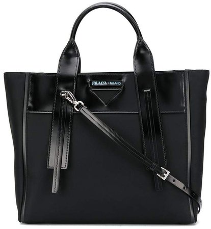 Ouverture large tote