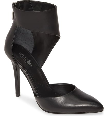 Charles by Charles David Proud d'Orsay Pump (Women)   Nordstrom