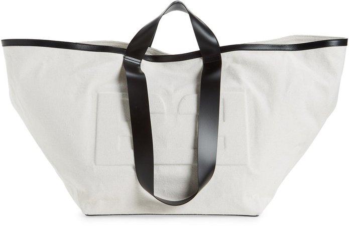 Recycled Weekender Tote Bag