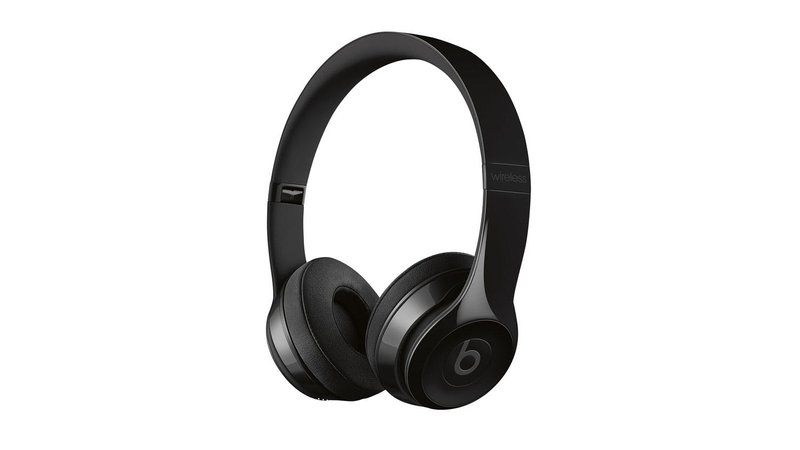 Beats by Dre Solo 3 wireless headphones in glossy black color - Buscar con Google