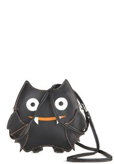 Black Bat Halloween Purse - Pinterest