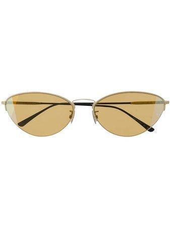 Bottega Veneta Eyewear Cat-Eye Sunglasses Ss20 | Farfetch.com