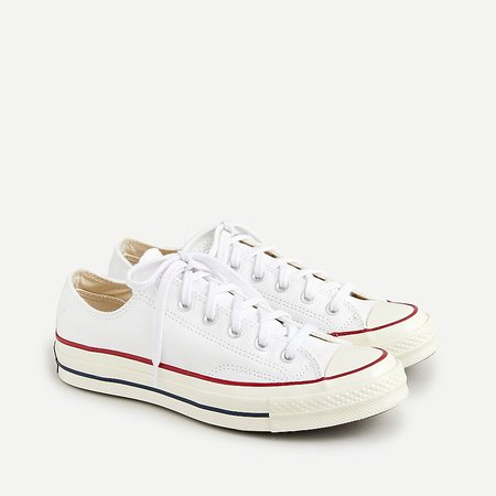 J.Crew: Converse® Unisex Chuck Taylor All Star 70 Low-top Sneakers For Women
