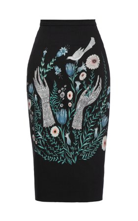 Lena Hoschek Magic Of Spring Skirt Size: XL