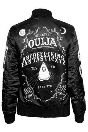 Ouija Varsity Jacket - KILLSTAR