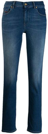 Sandy straight-leg jeans