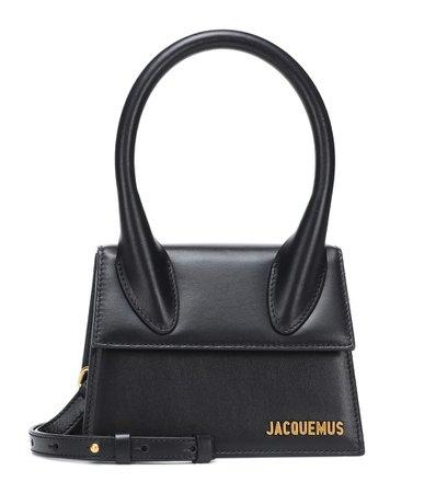 Le Chiquito Medium Leather Tote   Jacquemus - Mytheresa
