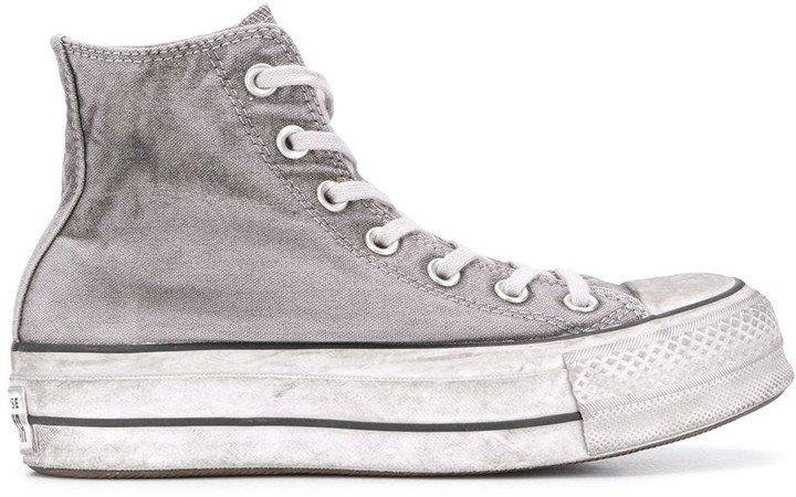 Chuck Taylor platform sneakers