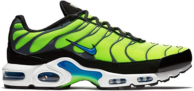 Amazon.com | NIKE Air Max Plus Mens Running Trainers 852630 Sneakers Shoes | Road Running