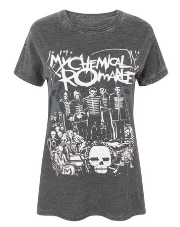 my chemical romance shirt