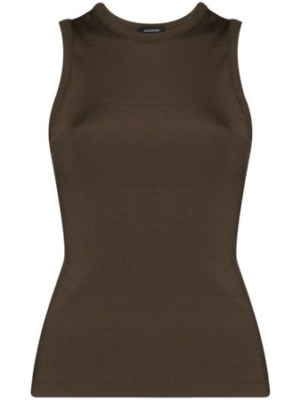 GOLDSIGN The Rib Tank Top - Farfetch