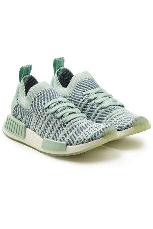 NMD R1 STLT Primeknit Sneakers Gr. UK 6