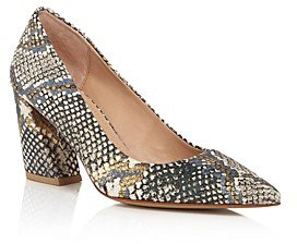 Women's Arsenal Pointed-Toe Pumps
