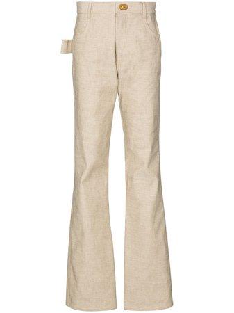 Bottega Veneta Bootcut Jeans - Farfetch