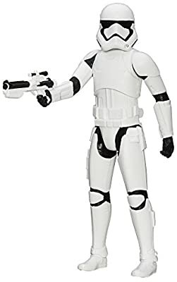Amazon.com: Star Wars The Force Awakens 12-inch First Order Stormtrooper: Toys & Games