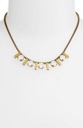 Loren Hope Juniper Box Chain Collar Necklace   Nordstrom