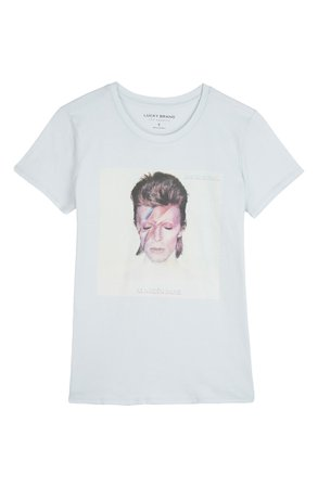 Lucky Brand David Bowie Graphic Tee | Nordstrom