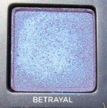 Iridescent Blue/Silver/Purple Eyeshadow