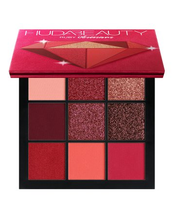 red eyeshadow palette - Google Search