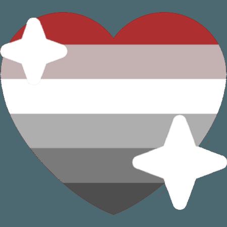 Rabies pride heart
