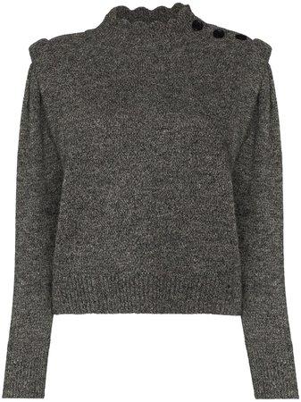 Isabel Marant Étoile Meery Wool Jumper - Farfetch