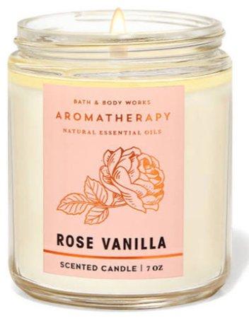 rose vanilla b&bw