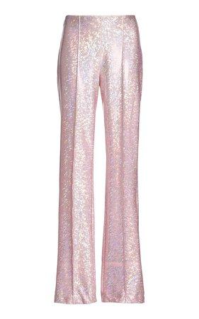 Saks Potts Lissi Glittered Vinyl Pants