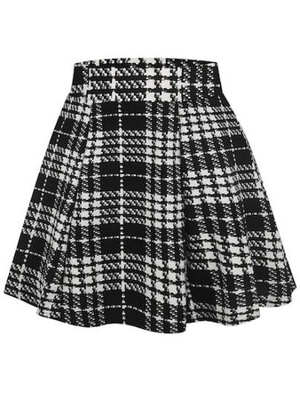(17) Pinterest - 50s Plaid Print Skirt | New Cloth Collection