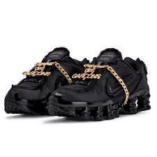 black comme des garçons Nike