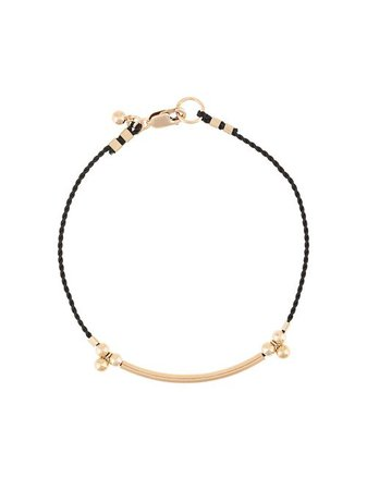 Petite Grand Bar Cord Bracelet - Farfetch