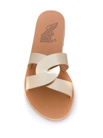 Ancient Greek Sandals Desmos Flat Sandals Aw20 | Farfetch.Com