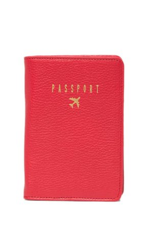 Aimee Kestenberg | Leather Passport Holder | Nordstrom Rack