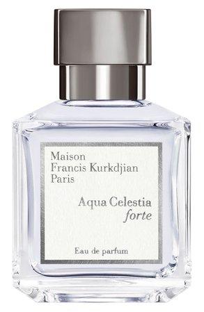 Maison Francis Kurkdjian Paris Aqua Celestia Forte Eau de Parfum | Nordstrom