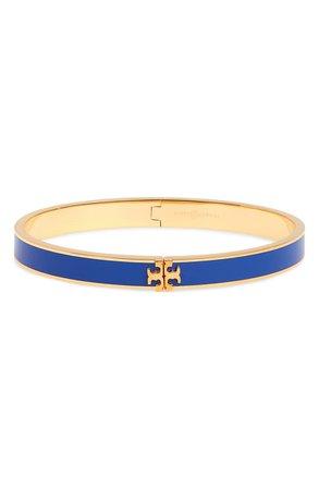 Tory Burch Kira Enamel Hinge Bracelet | Nordstrom