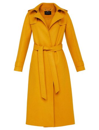 Riley Belted Trench Coat – BCBGMAXAZRIA
