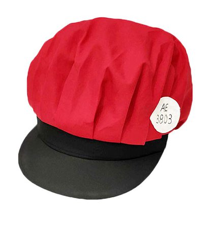 Amazon.com: JCvCX Anime Hataraku Saibou Cells at Work Cosplay Red Blood Cell Hat Red Cap: Clothing