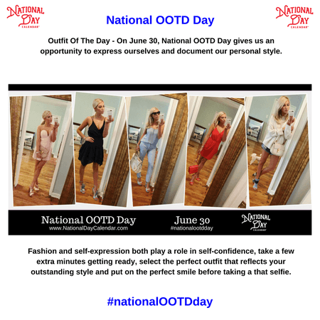 national ootd day - Google Search