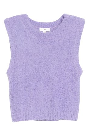 BP. Fitted Sweater Vest   Nordstrom