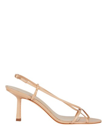 Studio Amelia Entwined Leather Strappy Sandals | INTERMIX®