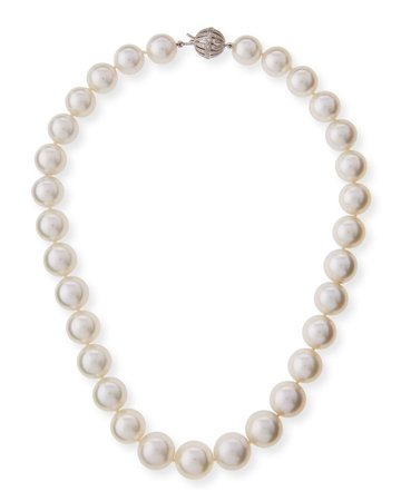 "Belpearl 18"" South Sea Pearl Necklace"