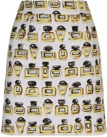 Perfume Bottle Mini Skirt