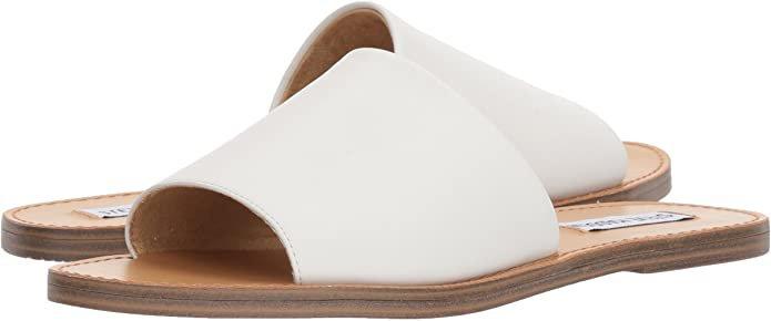 Amazon.com | Steve Madden Women's Grace Flat Sandal | Flats