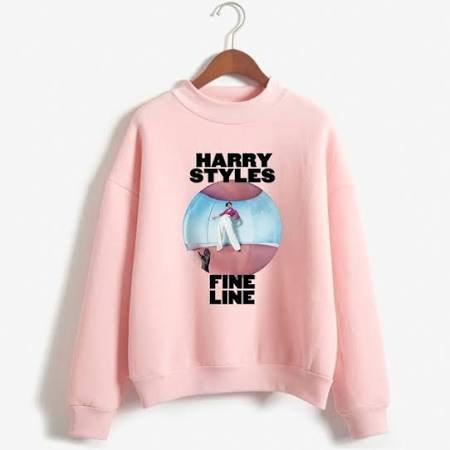 Fine line sweater