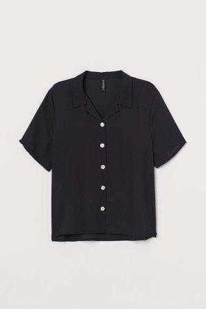 Resort Shirt - Black