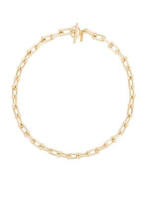 Natalie B Jewelry Uma Necklace in Gold | REVOLVE