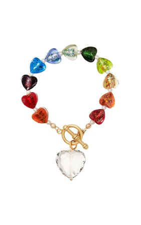 Shine On 24k Gold-Plated Bead & Mini Pearl Bracelet By Brinker & Eliza   Moda Operandi