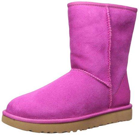 Amazon.com | UGG Women's Classic Short Ii Fashion Boot | Shoes