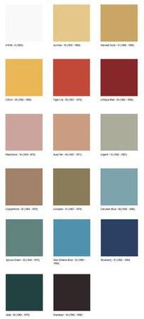 Design Flashback: The Colors of the 70s | HOLIDAZED | Pinterest | Color, Design and Decor