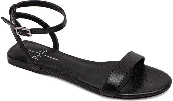 Luela Ankle Strap Sandal