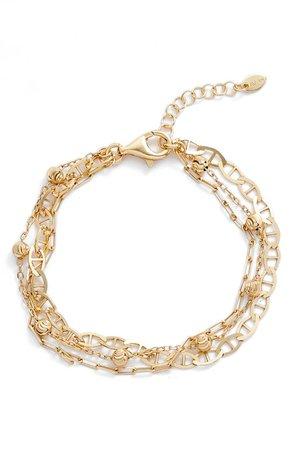 Argento Vivo Triple Strand Bracelet | Nordstrom